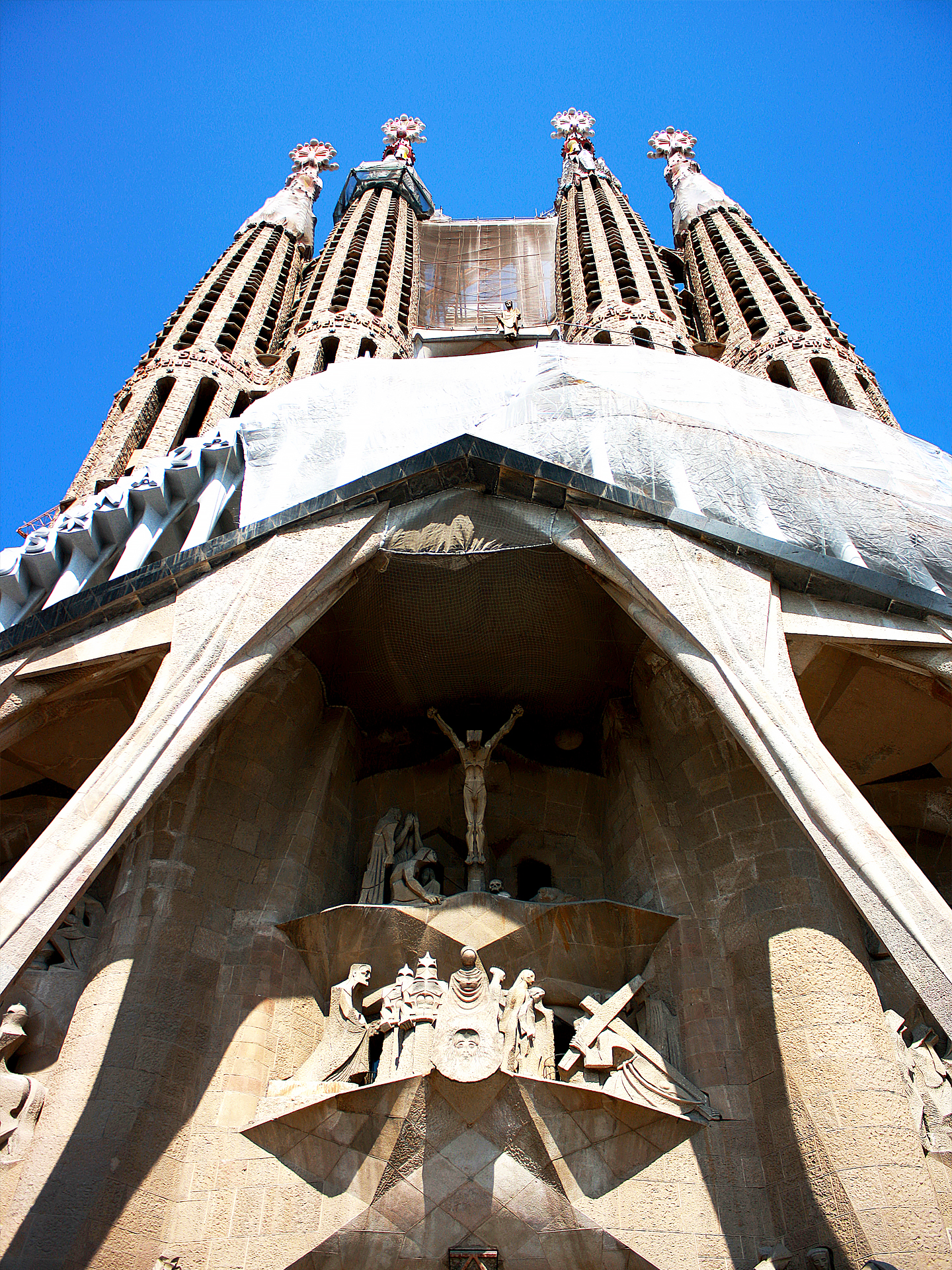 La Sagrada Familia - Cathedral