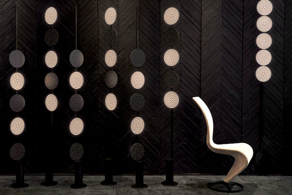 Tom Dixon and Prolicht launch Code track lighting at VDF