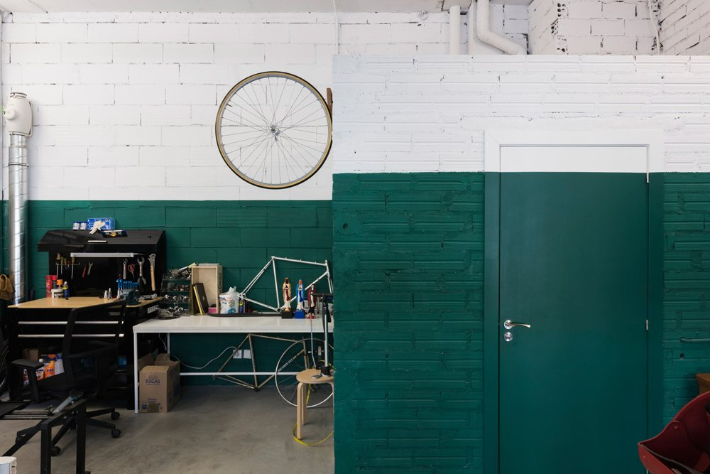 Sinèrgics co-working spaces in Barcelona showcase